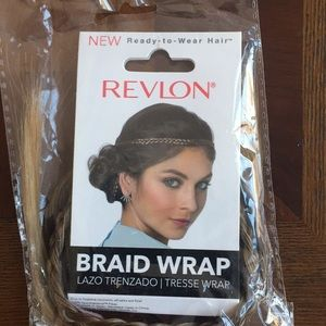 Frosted Braid Wrap